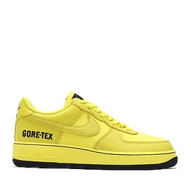NIKE - AIR FORCE 1 GTX DYNAMIC YELLOW/BLACK