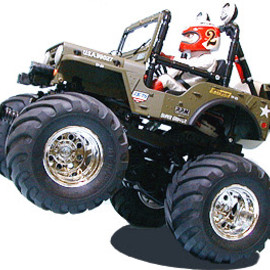 TAMIYA - WILD WILLY 2