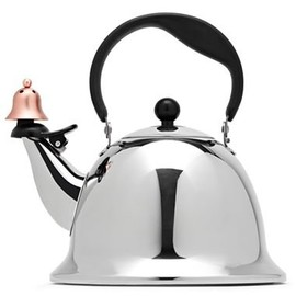 JCPenney, Michael Graves - Bells and Whistles Stainless Steel Tea Kettle