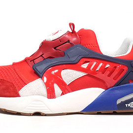 "Puma - DISC BLAZE ATHLETIC ""LIMITED EDITION for D.C.5"""