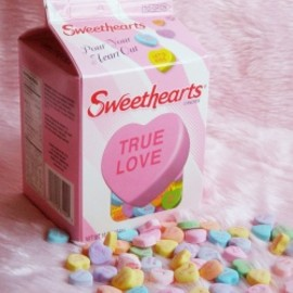 "NECCO - NECCO ""Sweethearts"" Candy Hearts【BOX】"