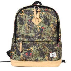 BBP - D.A.I.S.Y. Floral Camo Backpack
