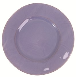 rice - dinnerplate in solid lavender Italian Tableware from RICE