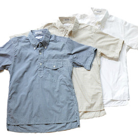 Engineered Garments - Pop Over BD Shirt