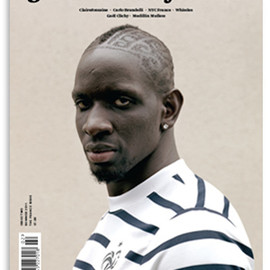 The Green Soccer Journal - Issue Two Summer 2011 - Sakho