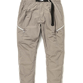 nonnative - HIKER EASY PANTS P/C PEACH WEATHER