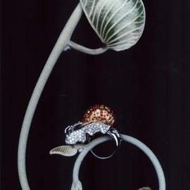 BOUCHERON - Escargot ring