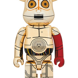 MEDICOM TOY - BE@RBRICK C-3PO(TM) THE FORCE AWAKENS Ver. 1000%