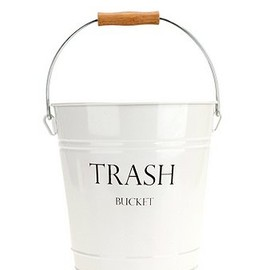 urban outfitters - York Trash Bucket