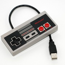 8BIT MEMORY - DISCOUNTED NES Controller Flash Drive