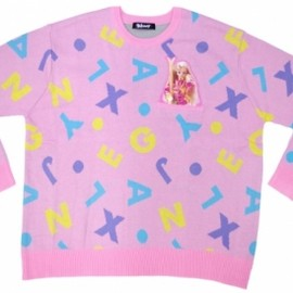 galaxxxy - fashion doll sweat