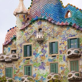 Gaudi Building, Il Battlo.