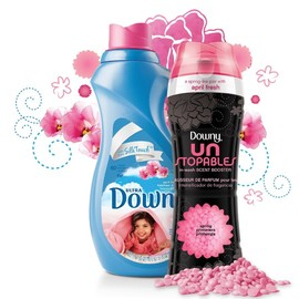 Downy - April Fresh and Downy Unstopables Spring