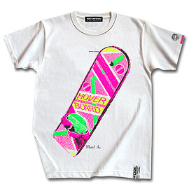 JETLINK - THE FLYING FUTURE BOARD Tシャツ