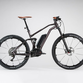 PHILIPPE STARCK + moustache bikes - mud - M.A.S.S. electric bike