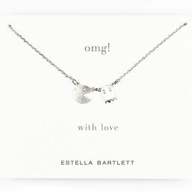 ESTELLA BARTLETT - OMG! Packman Necklace EB245