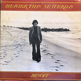 David Benoit - Heavier Than Yesterday (Vinyl,LP)