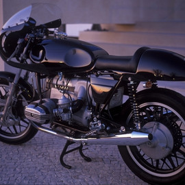 BMW - Cafe Racer R100 The Blaxer