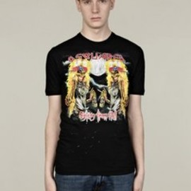 DSquared2 - Men's Sisters From Hell Print T-Shirt