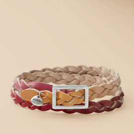 Fossil - Pink Ombre Wrist Wrap