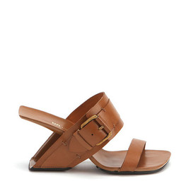 UNITED NUDE - Loop Belt Hi Camel Vegetan Leather