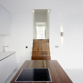 Osa / Khbt - Kitchen at Balfour Place, London