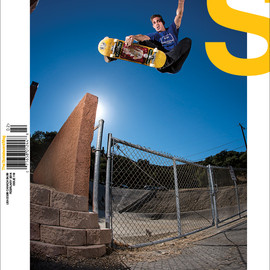 Strictly Skateboarding - The Skateboard Mag Issue 119