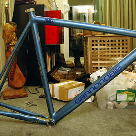 Cannondale - Track Frame