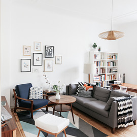 My scandinavian home - A FAB MID-CENTURY INSPIRED HOME IN BERLIN