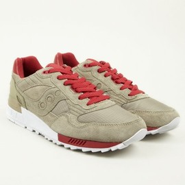 Saucony - X The Distinct Life X BAU Men's Khaki Shadow 5000 Sneakers