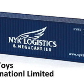 ACI Toys International - NYK Logistics & Megacarrier Shipping Container 1/150 Scale Replica Model