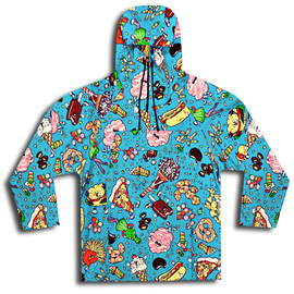 JEREMY SCOTT - Jeremy Scott Food Fight Parka