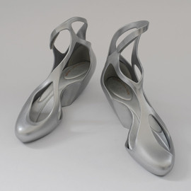 MELISSA - Melissa shoes by Zaha Hadid Architects