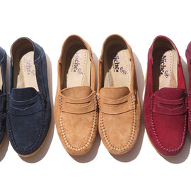 Niche - suedo loafer shoes