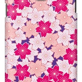 SECOND SKIN - 桜 / for GALAXY Note III SCL22/au