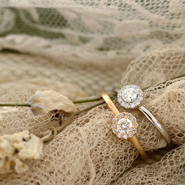 mederu jewelry - Bouquet Ring