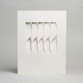 Matthew Shlian - The Process Series II - Wave