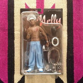 The Stronghold Group - Nelly Figure : Series 1