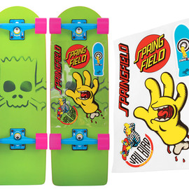 santa cruz - Santa Cruz X The Simpsons Bart Simpson Complete Cruiser