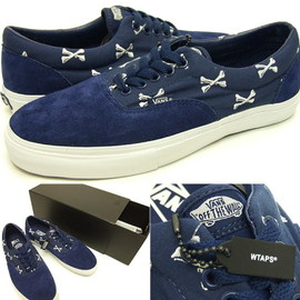 VANS - W)TAPS × VANS NEW ERA SYNDICATE