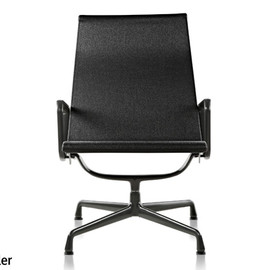 Herman Miller - Eames Aluminum Group Lounge Chair & Ottomn Outdoor