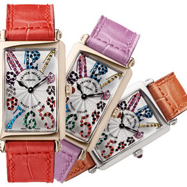FRANCK MULLER - ♡ FRANCK MULLER × ISETAN ♡ LONG ISLAND MAGIC COLOR ♡