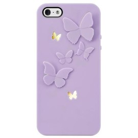 SwitchEasy - SwitchEasy KIRIGAMI Butterfly for iPhone5 LavenderWings