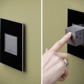 Legrand - Pop-Out Outlet lets