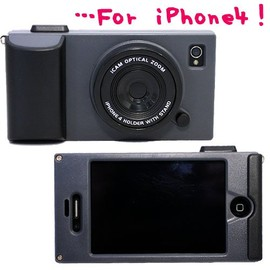 I camra case for iPhone 4