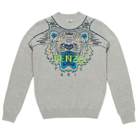KENZO - Tiger Knit Pullover