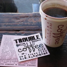 Trouble Coffee - Coffee