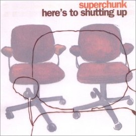 superchunk - here's to shutting up / CD - 2001