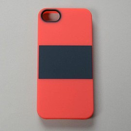 J.crew - J.CREW / Colorblock iPhone5/5s Case / Red×Monclair Navy