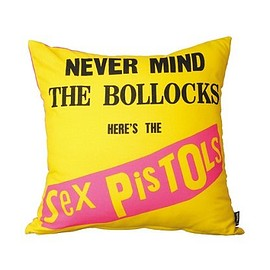 MEDICOM TOY - MLE SEX PISTOLS NEVER MIND CUSHION